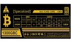 Блок питания Golden Field 1300GBC 1300W - изображение 2