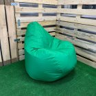 Кресло Груша Kmeshok 130/90 см Салатовый - зображення 2