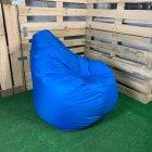 Крісло Груша Kmeshok 130/90 см Синій - зображення 3