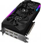 Gigabyte PCI-Ex GeForce RTX 3070 Aorus Master 8 GB GDDR6 (256 bit) (1725/14000) (3 х HDMI, 3 x DisplayPort) (GV-N3070AORUS M-8GD + Z390 D + P750GM) + Материнская плата Gigabyte Z390 D + Блок питания Gigabyte P750GM 80+ Gold Modular в подарок! - зображення 6