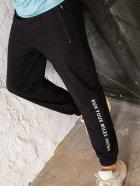 Спортивні штани Tailer з манжетами 46 Чорні (241) - зображення 4