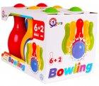 Игрушка ТехноК Набор для игры в боулинг (4692) (4823037604692) - изображение 3