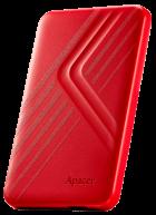 """Жорсткий диск Apacer AC236 1TB 5400rpm 8MB AP1TBAC236R-1 2.5"""" USB 3.1 External Red - зображення 3"""