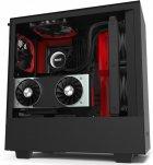 Корпус NZXT H510i Matte Black/Red (CA-H510i-BR) - изображение 17