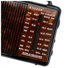 Радиоприемник GOLON RX-608 Портативный с телескопической антенной всеволновой Цифровое мини радио на батарейках и сети - изображение 3