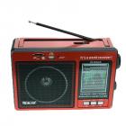 Цифрове міні радіо GOLON RX-006UAR Радіоприймач всехвильовий портативний з телескопічною антеною з USB mp3, WMA бездротовий FM/AM мережевий і акумуляторний - зображення 4
