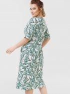 Платье Dressa 53577 52 Белое (2000405732030_D) - изображение 2