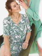 Платье Dressa 53577 52 Белое (2000405732030_D) - изображение 4