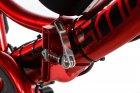 Электровелосипед складной Formula Smart складной передний привод с заниженной рамой 36V 10 Ah 350 Вт красный (FS21R) - изображение 4