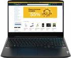 Ноутбук Lenovo IdeaPad Gaming 3 15ARH05 (82EY00P0RA) Onyx Black - изображение 1