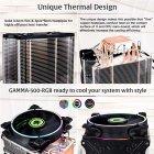 Кулер GameMax Gamma 500 Rainbow - изображение 13