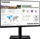 """Монітор 27"""" Samsung LF27T450 Black (LF27T450FQIXCI) - зображення 4"""