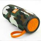 Bluetooth-колонка TG106, Потужністю 10W, Акумулятор 1200mAh Military - зображення 2
