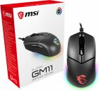 Миша MSI Clutch GM11 RGB USB Black - зображення 5