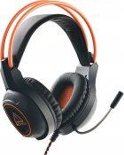 Ігрові навушники Canyon Nightfall Black/Orange (CND-SGHS7) - зображення 2