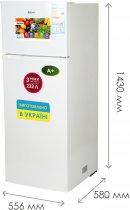 Двокамерний холодильник SATURN ST-CF1962K - зображення 16