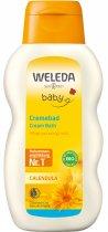 Молочко для купання немовлят Weleda Календула 200 мл (4001638096591/4001638523141) - зображення 1