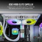 Система водяного охолодження Corsair iCUE H100i Elite Capellix R GB White (CW-9060050-WW) - зображення 2