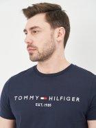 Футболка Tommy Hilfiger 10615.1 XL (50) Темно-синяя - изображение 4