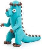 Набор пластилина Липака Динозавры 18 баночек Разноцветный (s006dinos) - изображение 5