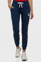 Жіночі сині штани Oodji L 16700030-19/47648N/7900P - зображення 1