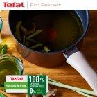 Сотейник Tefal Eco Respect 24 см с крышкой (G2543202) - изображение 8