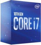 Процесор CPU Core i7-10700 8-CORE 2,90-4.80Ghz/16Mb/s1200/14nm/65W Comet Lake (BX8070110700) s1200 BOX - изображение 1