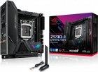 Материнська плата Asus ROG Strix Z590-I Gaming WiFi Socket 1200 - зображення 1