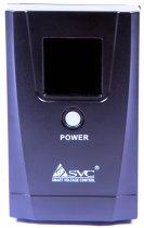 SVC VP-1000-LCD 1000VA - зображення 1