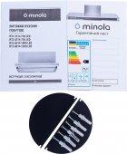 Витяжка MINOLA HTL 5314 I 750 LED - зображення 14