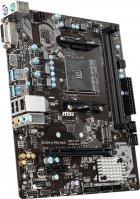 Материнская плата MSI B450M-A Pro Max (sAM4, AMD B450, PCI-Ex16) - изображение 3