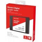 """Накопичувач SSD 2.5"""" 1TB WD (WDS100T1R0A) - зображення 4"""