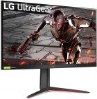 """Монітор 31.5"""" LG UltraGear 32GN550-B - зображення 3"""
