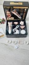 Многофункциональный эпилятор, пилка, массажер, очиститель 5в1 Lexical lep-5504 - зображення 7