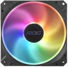 Система рідинного охолодження Asus ROG Strix LC II 280 Aura Sync ARGB 2x140 мм Fan (ROG-STRIX-LC-II-280-ARGB) - зображення 7