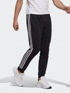 Спортивные штаны Adidas M 3S Ft Tc Pt GK8831 L Black/White (4062065171602) - изображение 3