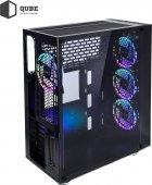 Корпус QUBE TITAN ARGB Black (TITAN_AJ88ARGB) - изображение 10