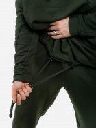 Спортивный костюм IBR Stroper 1612435879 S/M Хаки - изображение 14