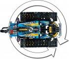 Конструктор LEGO TECHNIC Скоростной вездеход с ДУ 324 детали (42095) - изображение 13