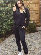 Спортивный костюм Leinle 1138 M Черный (4821138169523) - изображение 1