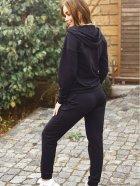 Спортивный костюм Leinle 1138 M Черный (4821138169523) - изображение 2