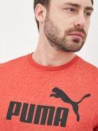 Футболка Puma Ess Heather Tee 58673611 M High Risk Red (4063697402270) - изображение 4