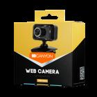 Веб-камера Canyon CNE-CWC1 Black - изображение 3