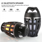 Портативная колонка Flame Atmosphere Lamp Wireless Speaker i3C V3.5 - изображение 11