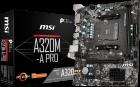 Материнская плата MSI A320M-A Pro (sAM4, AMD A320, PCI-Ex16) - изображение 5