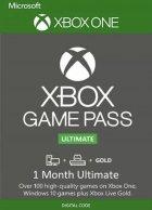 Xbox Game Pass Ultimate - 1 месяц (Xbox One/Series и Windows 10) подписка для всех регионов и стран - изображение 1