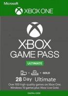Электронный код (Подписка) Xbox Game Pass Ultimate - 28 дней Xbox One/Series для всех регионов и стран - изображение 1