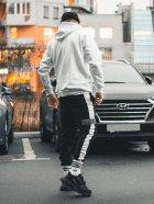 Cпортивные штаны Over Drive Wline черные XS - изображение 9