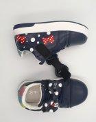 Кроссовки для девочек W.niko 21JD3000-3 Темно-синий 21 - изображение 5