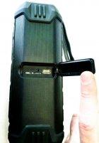 Портативная Bluetooth колонка Awei Y280, черная - изображение 5